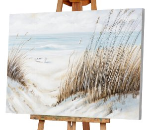 Romantischer Strand