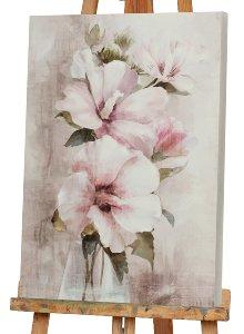 Zarte rosa Blüten I