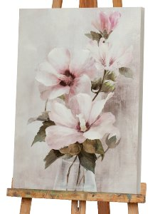 Zarte rosa Blüten II