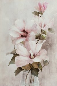 Delicate pink blossoms II
