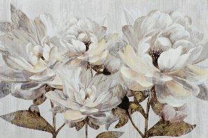 Delicate white flowers II