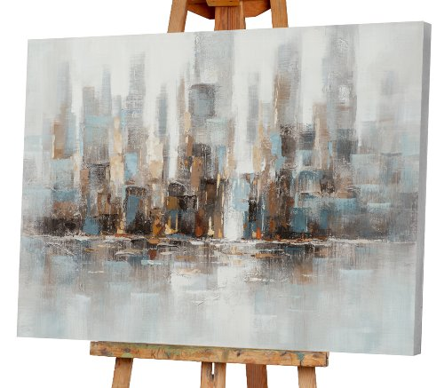 Skyline abstraite