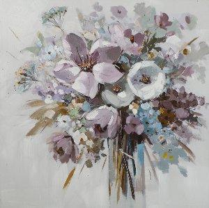 Bouquet rayonnant I
