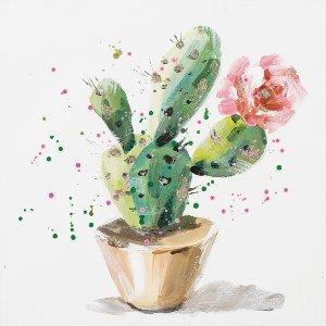 Einsamer Kaktus III