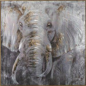 silver elefant