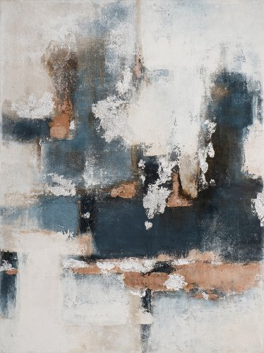 Abstract thoughts in blue I