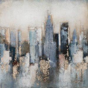 Abstrait ligne d'horizon I