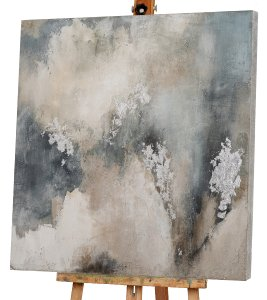 Formation de nuages abstraits