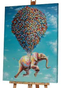 flying elefant