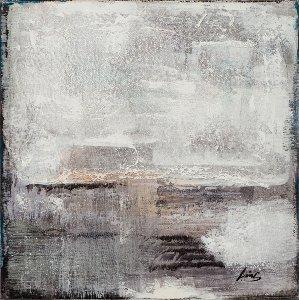 abstract grey composition III