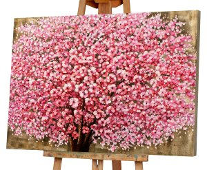 Blooming tree with highgloss II