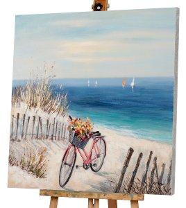 Bicycle on the beach III