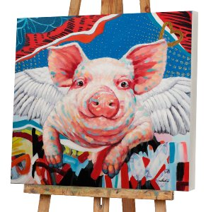 Pop Art Piggy