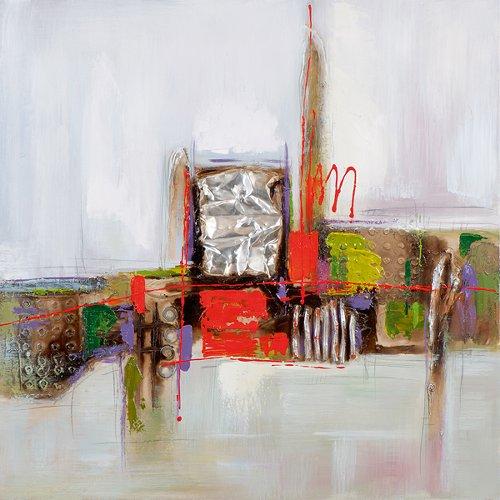 Peinture acrylique 40 x 40 cm Sale