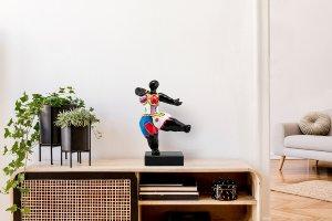 Hommage to Niki de Saint Phalle, Nana Style I