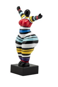 Hommage to Niki de Saint Phalle, Nana Style III