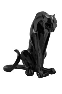 Seated Panther