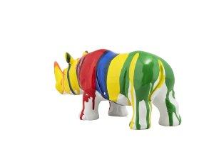 Colorful Rhinoceros