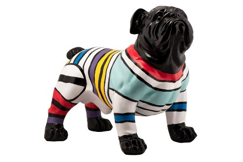 Bulldog with Pullover