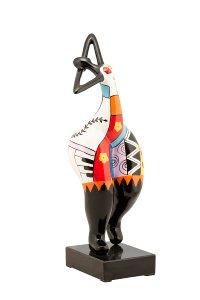 Hommage an Niki de Saint Phalle, Nana Stil VIII