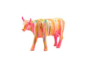 Colorful cow II