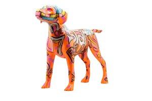Pop Art Hund