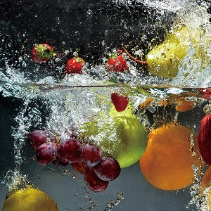 Splash Obst