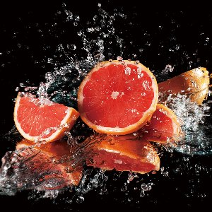 Splash blood orange