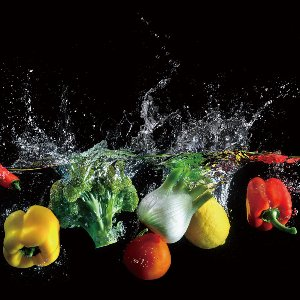 Vegetable splash