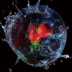 Strawberry splash II