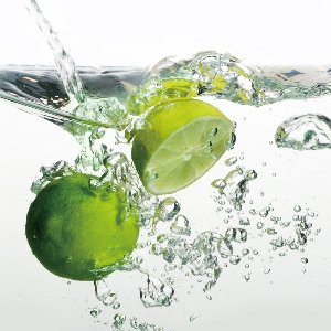 Lime splash I