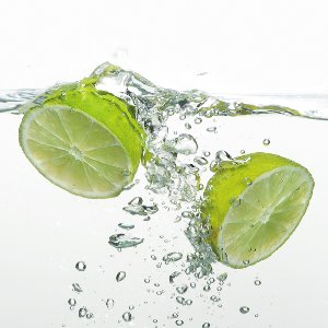 Lime splash II