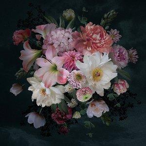 Jolie bouquet de fleurs III