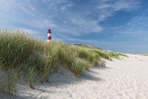 Lighthouse on the beach