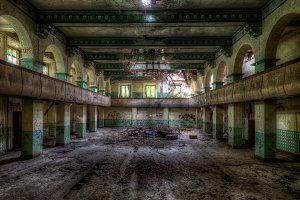 Lost Place Hal 2