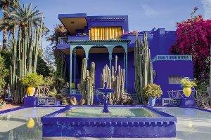 Garten in Marrakesch