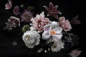 Joli bouquet de fleurs II