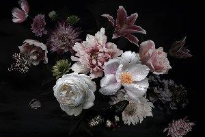 Hübsches Blütenbouquet II