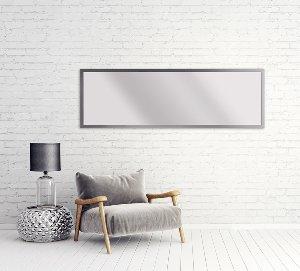 Wall mirror 45x140 cm