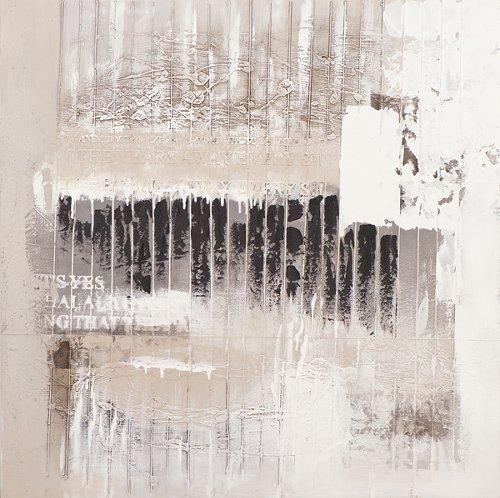 Painting 100 x 100 cm