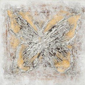 Acryl Gemälde 40 x 40 cm