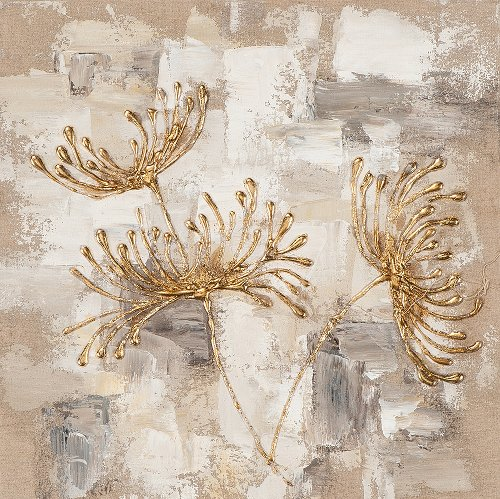 mums in gold II