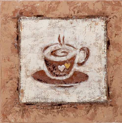 Painting 40 x 40 cm Sale