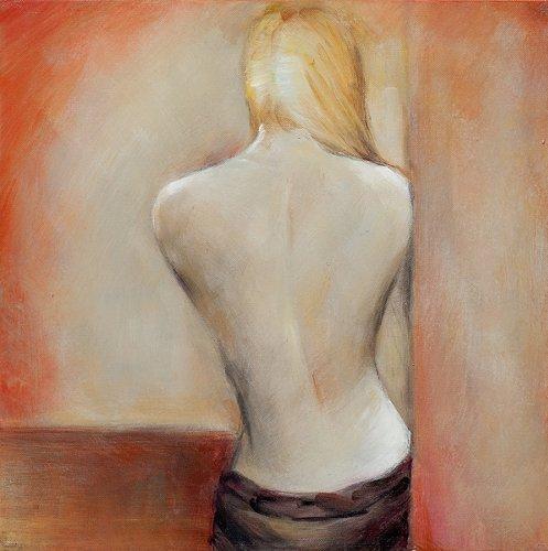 Peinture acrylique 100x100 cm Sale