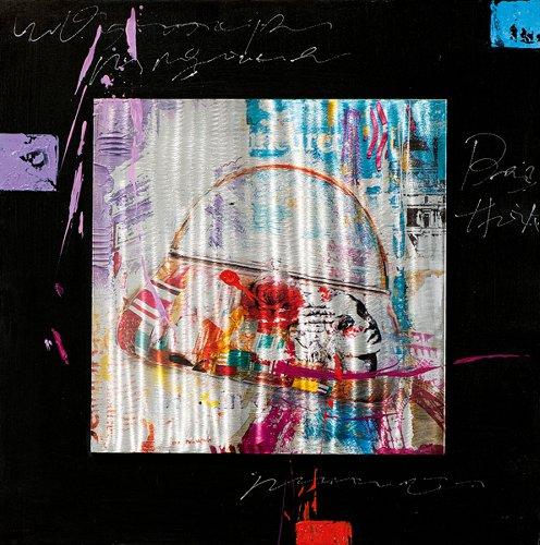 Acryl Gemälde 70 x 70 cm Sale