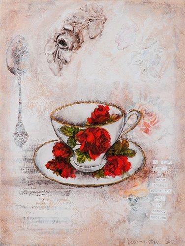 Acryl Gemälde 60 x 80 cm Sale