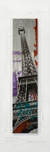 Peinture acrylique 40 X 120 cm Sale