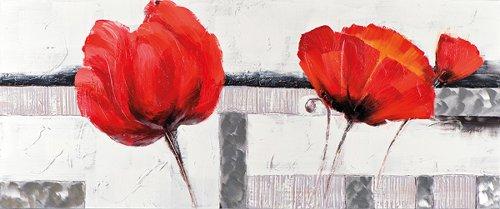 Painting 50 x 120 cm