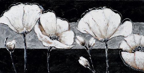 Acrylic painting 30 x 60 cm