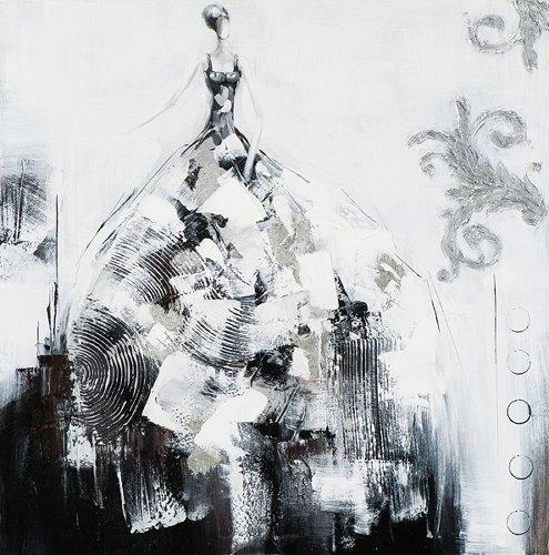 Acrylic painting 40 x 40 cm Sale